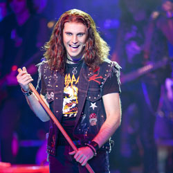Dominique Scott in Rock of Ages