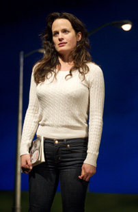 Elizabeth Reaser in How I Learned to Drive