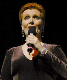 Maureen McGovern(Photo © Michael Portantiere)