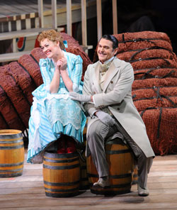 Ashley Brown and Nathan Gunn