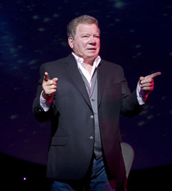 William Shatner in Shatner's World