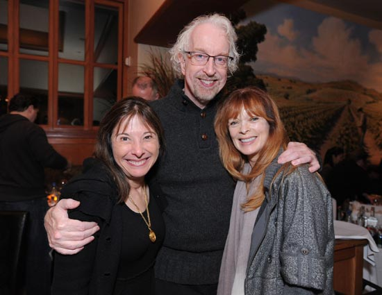 Beth Henley, Robert Falls, and Frances Fisher