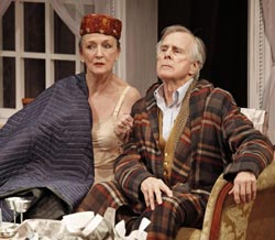 Kathleen Chalfant and John Cunningham