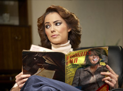 Kara Tointon in Absent Friends