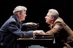Alex Jennings and Simon Russell BealeinCollaborators