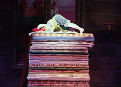 Bets Malone in Once Upon a Mattress