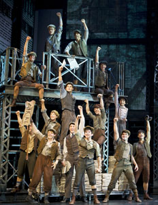 A scene from the Paper Mill Playhouse