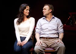 Elizabeth Reaser and Norbert Leo Butz in How I Learned to Drive (© Joan Marcus)