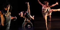 Promotional photo for Dance Conversations 2012