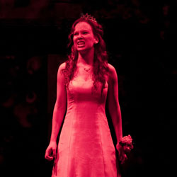 Molly Ranson in Carrie