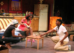 Marsha Stephanie Blake, Saycon Sengbloh,
