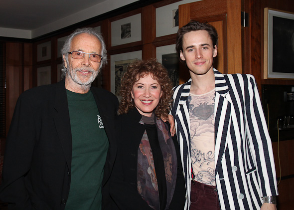 Herb Alpert, Lani Hall, and Reeve Carney