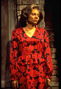 Leslie Uggams in King Hedley II(Photo © Joan Marcus)