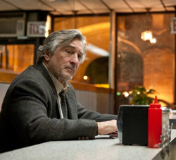 Robert DeNiro in Being Flynn