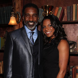 Norm Lewis and Audra McDonald