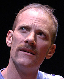 David Drake in Farm Boys(Photo © Richard Termine)