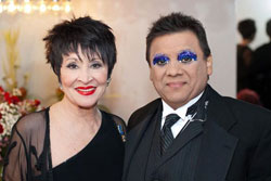 Chita Rivera and John Garcia