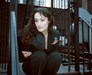 Eden Espinosa has the title role in Brooklyn The Musical