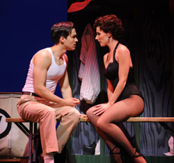 Christopher Charles Wood and Chryssie Whitehead
