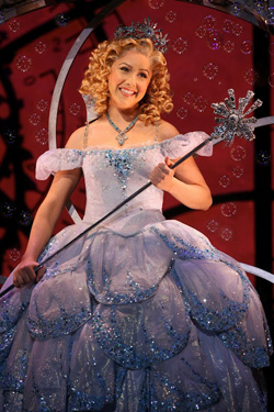Alli Mauzey as Glinda