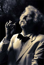 Publicity image for Citizen Twain
