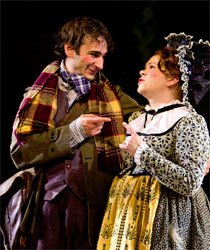 Erik Liberman and Danielle Ferland