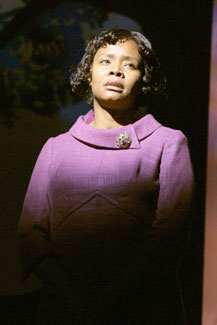 Tonya Pinkins in Caroline, or Change(Photo © Michal Daniel)