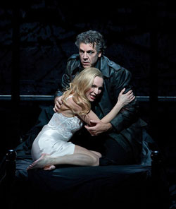Nadja Michael  and Thomas Hampson