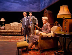 Russell Posner, Matthew Gumley, and