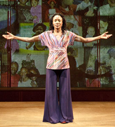 Charlayne Woodard in The Night Watcher