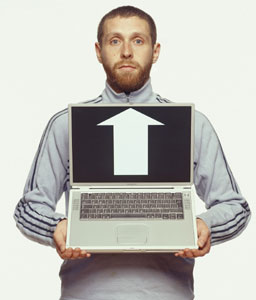 Dave Gorman in Dave Gorman's Googlewhack! Adventure