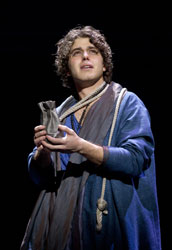 Josh Young in Jesus Christ Superstar