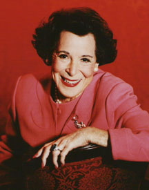 Kitty Carlisle Hart on her marriage to Moss Hart and the upcoming