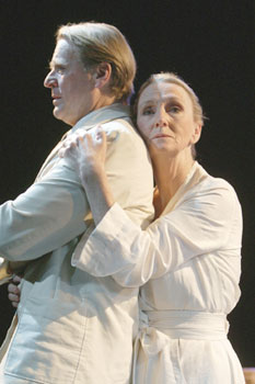 David Rasche and Kathleen Chalfantin Five by Tenn(Photo © Joan Marcus)