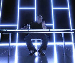 Mike Daisey in The Agony and The Ecstasy of Steve Jobs