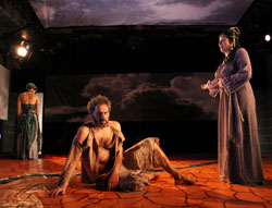 Kelli Holsopple, Joe Menino, and Elise Stone