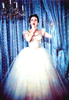 Julie Andrews in Cinderella (1957)