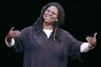 Whoopi Goldberg in Whoopi(Photo © Joan Marcus)