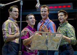 Matt Bogart, Jarrod Spector, Quinn VanAntwerp