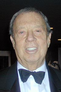 Cy Coleman at the Rainbow Roomon Monday, November 15, 2004(Photo © Michael Portantiere)