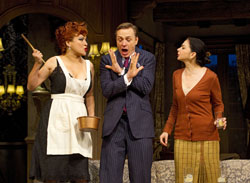 Jennifer Tilly, Ben Daniels, Spencer Kayden