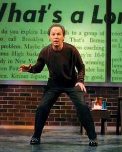 Billy Crystal in 700 Sundays(Photo © Carol Rosegg)