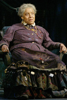 Phylicia Rashad in Gem of the Ocean(Photo © Carol Rosegg)