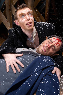 Robert Ross Parker and Richard Crawford
