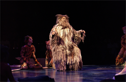 Ken Page as Old Deuteronomy 