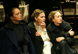 A scene from Three Sisters