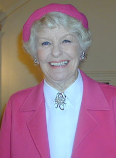 Elaine Stritch(Photo © Michael Portantiere)