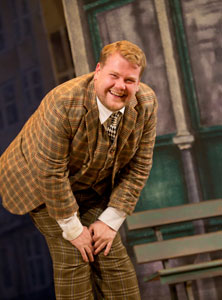 James Corden in
