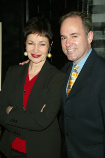 Lynn Ahrens and Stephen Flaherty ( Joseph Marzullo/WENN)