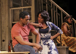 Blair Underwood, Nicole Ari Parker